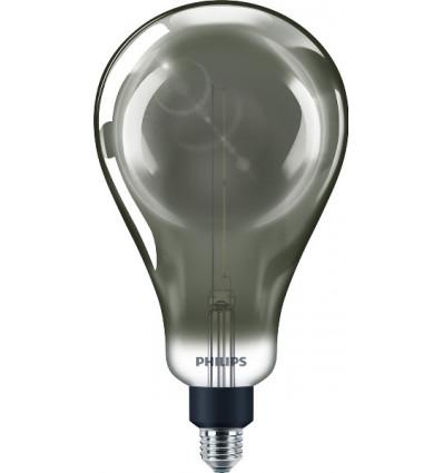 CL LEDbulb Giant A160 6.5W-25W 230V E27 840 smoky Dim