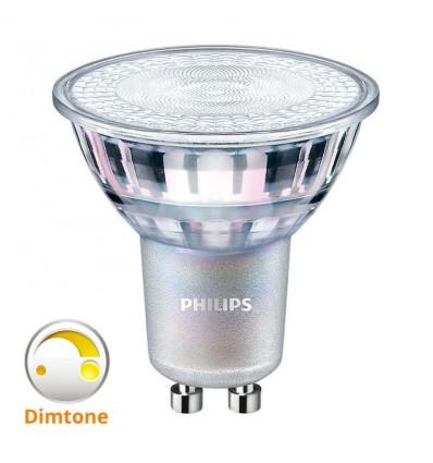 LEDspot MV Value GU10 4.9W 927 36D (MASTER) - DimTone 50W