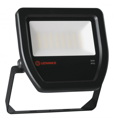 FLOOD LED 30W/4000K BK 100DEG IP65