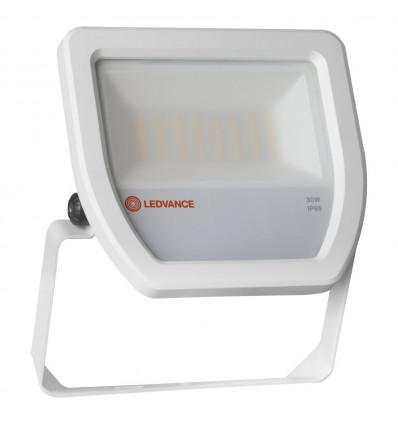 FLOOD LED 30W/4000K WT 100DEG IP65