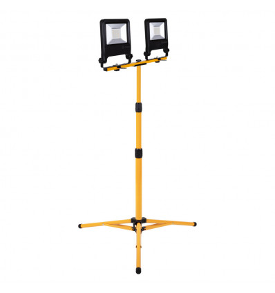 WORKLIGHT VALUE 3POD 2x50 W 4000 K IP66